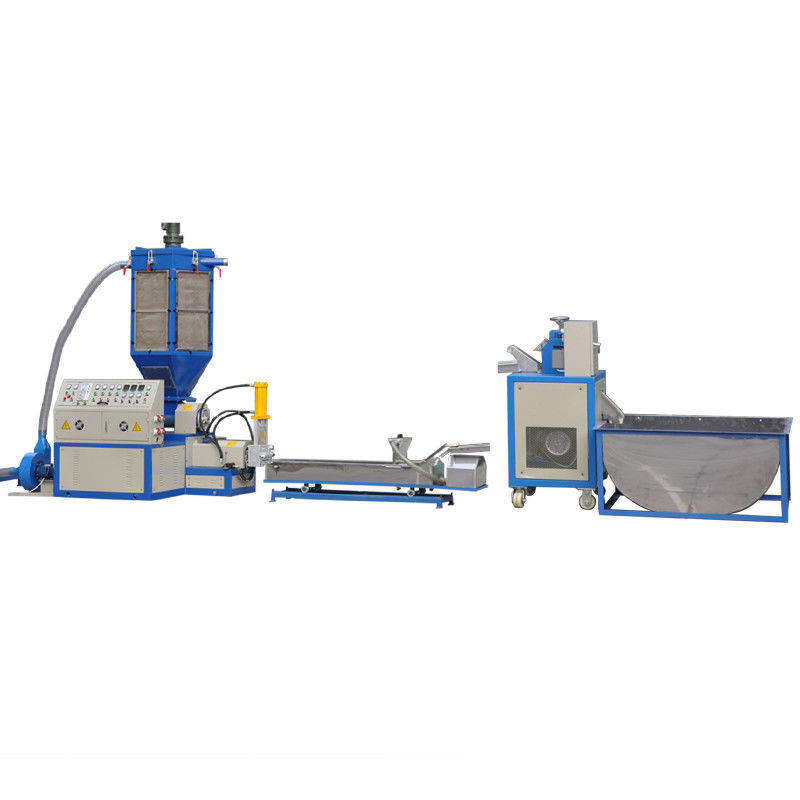 Industrial EPS XPS Plastic Recycling Equipment Capacity 150-200 Kg/H CE Approval