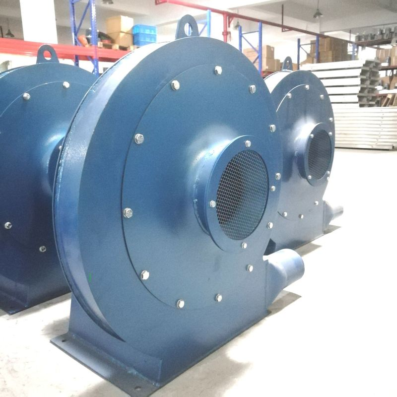 2.2 Kw Plastic Conveyor System Blower Unilateral Opening Adjustable Airflow